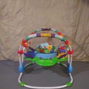 Baby Einstein bouncer seat
